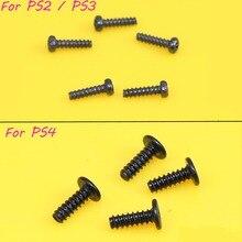 Замена винтов с головкой 2000 шт./лот для ремонта геймпада Play Station PS2 PS3 PS4