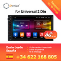 Ownice C500 G10 Android 6,0 Octa 8 núcleo Radio universal 2 din reproductor de radio para coche GPS no dvd 4G red LTE DAB + TPMS