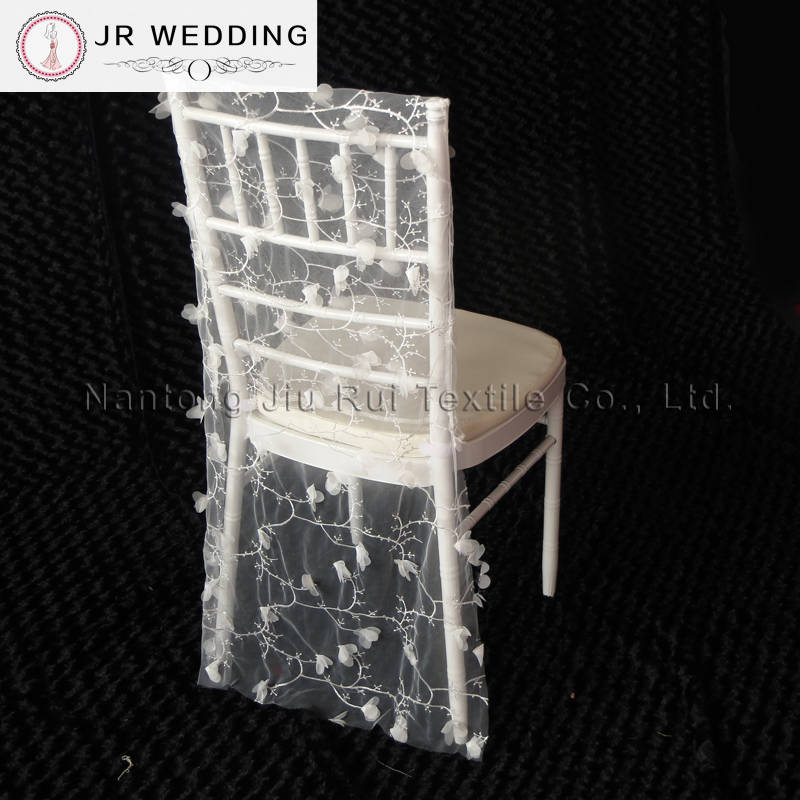 Cool Us 249 0 100Pcs Free Shipping Fashion White Chair Cover For Chiavari Chair Wedding Party Banquet Hotel Celebration Ceremony Decoration In Chair Machost Co Dining Chair Design Ideas Machostcouk