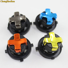 ChengHaoRan 10pcs Brand New Grey Rotate button Cross key switch for For Xbox 360 Controller Rotatable Buttons