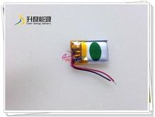 3.7V lithium polymer battery 031423 301423 65mah MP4 GPS MP3 Toy Battery