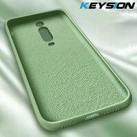 soft tpu KEYSION Liquid Silicone Phone Case For Xiaomi Mi 9T Pro Mi 9 SE Soft TPU Shockproof Back Cover For Redmi K20 Pro Note 7 Pro (3)
