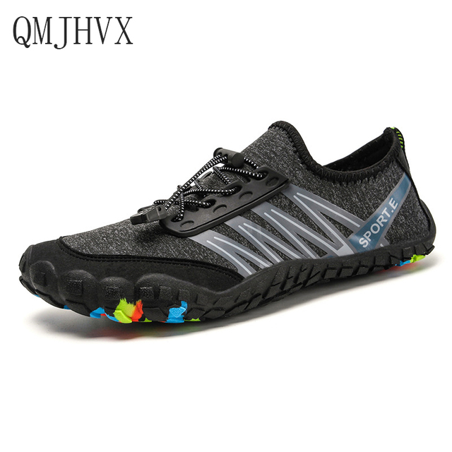 Summer Men's Outdoor Beach tracking upstream shoes non-slip wear-resistant breathable casual shoes women men Tenis Masculino