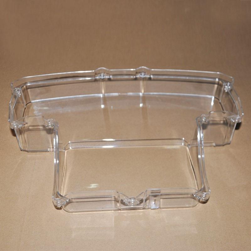 LOPOR For Honda GOLDWING GL1800 2006 2015 Gauge Speedometer Case Glass Lens