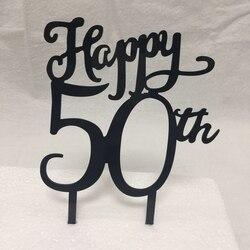 5 шт., акриловые украшения для дня рождения