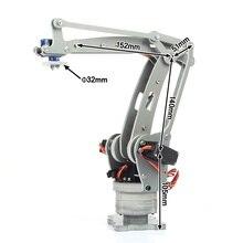 Assambled модель 4-Axis RGE460 Роботизированная модель паллетизатора используется для обучения или хобби