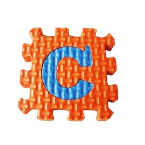 Image 3 - 36 pçs russo alfabeto brinquedo do bebê espuma quebra cabeça esteira eva educacional esteira do jogo do bebê rastejando tapetes tapete de ensino precoce