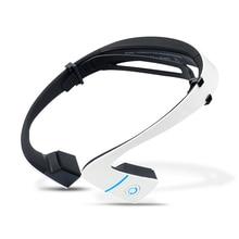 Freeship LF-18 Kablosuz Bluetooth Kulaklık Su Geçirmez Stereo Boyun-askısı Kulaklık Kemik Iletim NFC Eller-Serbest Akıllı Kulaklık