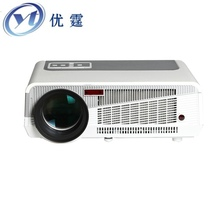 YT-LDE86+ HD LCD Projector Movie Video HDMI USB VGA cvbs Home Theater LED Projetor 2800Lumens 720p1080P