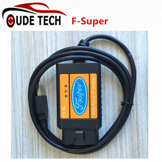Obd Obdii Obd Usb Scan Tool Auto Car Diagnostic Fault Tool Scanner Code Reader Cable For