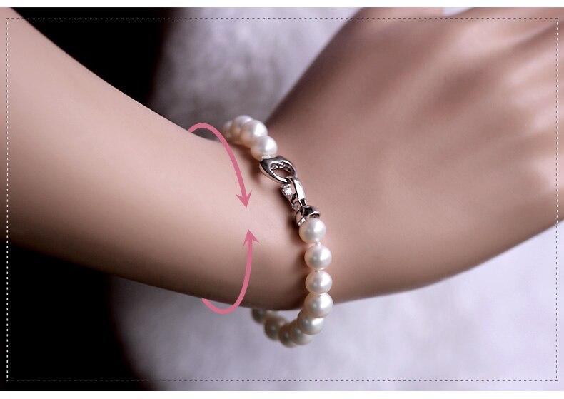 freshwater pearl bracelet jewelry 44