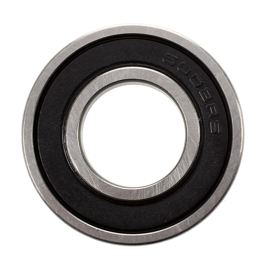цена на 15mm x 32mm x 9mm Width Single Row Deep Groove Sealed Radial Ball Bearing 6002RS