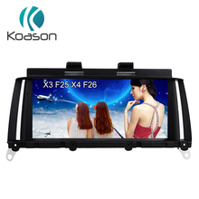 Koason 2+32GB Android 7.1 system Car Radio Multimedia player Auto radio for BMW X3 F25 X4 F26 2010-2012 CIC GPS Navigation