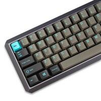 Fedex Dhl Free Shipping KBDfans 5 60 Keyboard Aluminum Case Gh60 Case Fit Gh60 Poker Dz60