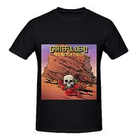 OKOUFEN Red Rocks Amphitheatre Morrison Co 7878 The Grateful Dead Rock Men Shirt