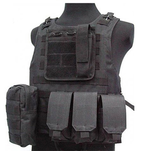 Tactical Vest Nylon Durable Usmc Airsoft Tactical Military Molle Combat Assault Tactical Vest hot selling jiepolly military vest four in one tactical vest top quality nylon airsoft paintball combat assault protective vest