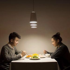 Image 4 - Xiaomi Yeelight LED 電球コールドホワイト 25000 時間の寿命 5 ワット 7 ワット 9 ワット 6500 18K E27 電球ライトランプ 220 用天井ランプ/テーブルランプ