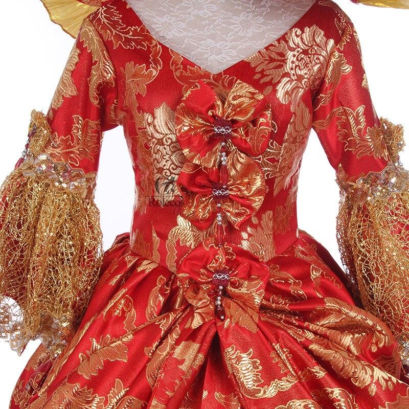 Kleid rot cos
