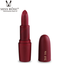 Miss Rose Brand Beauty Matte Moisturizing Lipstick Makeup Lipsticks Lipstick Waterproof Lip Gloss Matte Lipsticks Cosmetic
