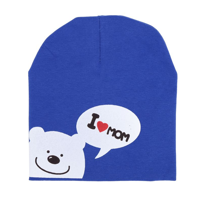 Cartoon bear  Baby Girl Boy Toddler Kid Newborn Children Knit Hat Beanie Cotton Cap kids baby cotton beanie soft girl boy knit hat toddler infant kid newborn cap
