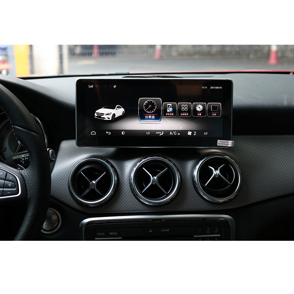Android 8 1 Navigation display for Mercedes Benz A Class W176 2013 to 2015  10 25