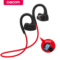 DACOM P10 Wireless Bluetooth Headsets IPX7 Waterproof Headphones Sports Stereo Earphone Aptx With Mic For IOS