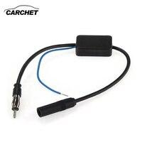 Car Mini Amplifier Antenna Radio AM FM Signal Reception Amplifier Amp Booster 12V High Quality