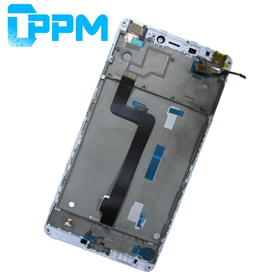 imágenes para Para Xiaomi mi Max LCD Display + Touch Screen Asamblea Digitalizador Reparación del Reemplazo Accesorio para xiaomi mi max lcd Marco