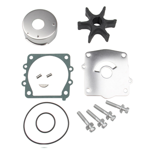 Image 2 - Water Pump Impeller Repair Kit For Yamaha F150 F250HP Outboard 61A W0078 A3 00
