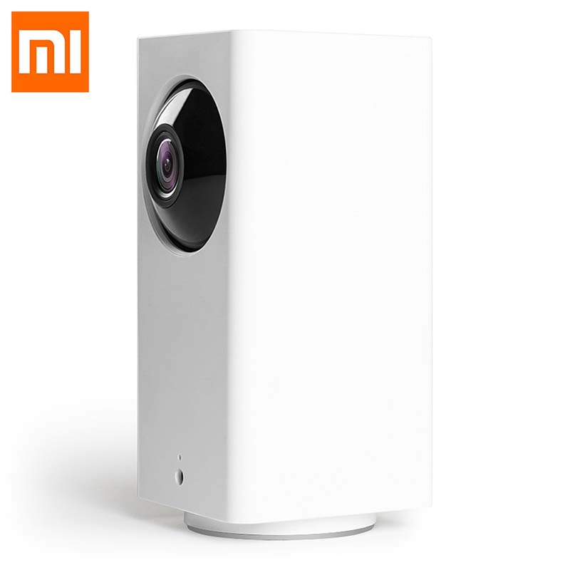 Xiao mi Цзя Xiaofang Dafang Smart IP камера 1080P FHD градусов 110 Intelligent Security Wi Fi IP Cam ночное видение для mi приложение Home