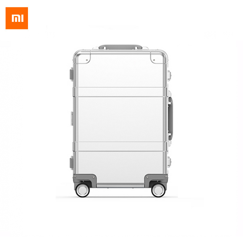 Xiaomi 90 20 Inch Points Intelligent Bluetooth Metal Spinner Wheel Luggage Travel Suitcase Luggage Travel Bag Smart Phone Remote travel aluminum blue dji mavic pro storage bag case box suitcase for drone battery remote controller accessories