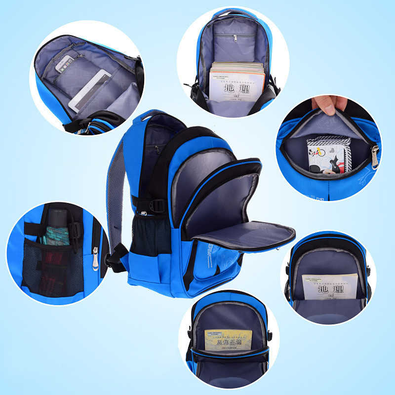 2020 nowych dzieci ortopedyczne torby szkolne plecak dla dzieci w podstawowej tornister dla nastolatków dziewcząt chłopców wodoodporny Mochila escolar