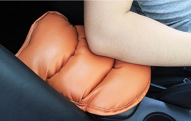 Console centrale de voiture repose-bras coussin de siège pour Lada Priora berline sport Kalina Granta Vesta x-ray