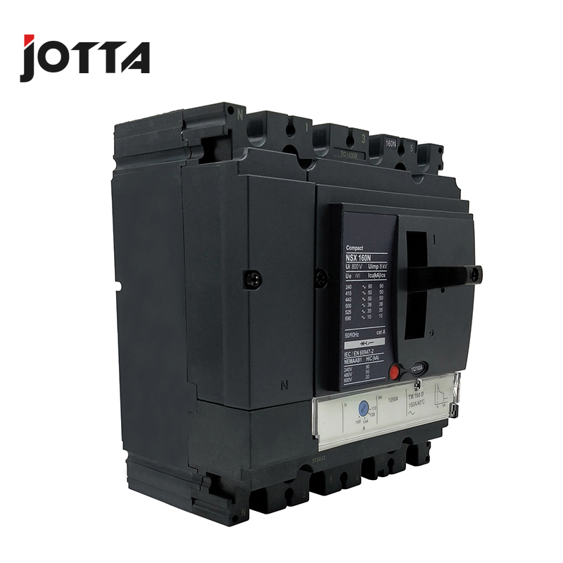 160A 4P NSX new type mccb Moulded Case Circuit breaker in Circuit Breakers from Home Improvement