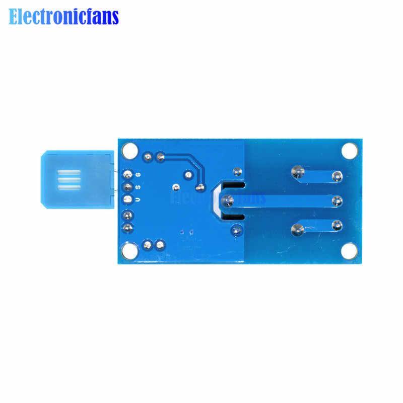 5V HR202 Sensitive Moisture Humidy Sensor Humidity Module Board with Relay