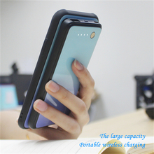 2019 5000mAh Battery Charger Case For Samsung Galaxy S10 Plus S10e Backup Power Bank Wireless Magnetic Back Clip Battery Case