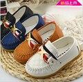 2016 Nueva belleza de la llegada niño zapatilla de deporte de niño chica entrenador tenis zapatillas bebé zapatos EUR 21-30 tamaño de los niños de la manera del cabrito zapatos