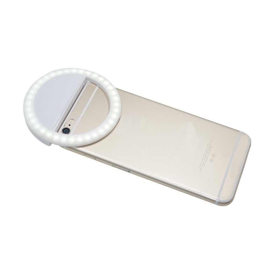 Macro Ring Lights Flash For Phone And Camera With Battery Taking For Self Stick Flash Ring Light 3
