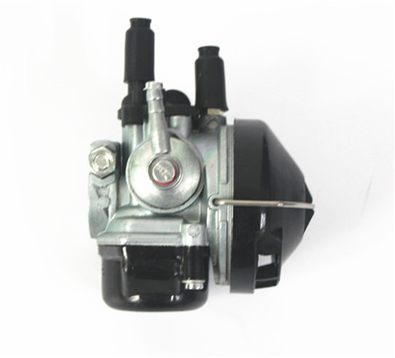 Motorcycle Carburetor For Tomos Dellorto Style Sha 14:14p 14-14 Carb Carburetor Motorcycle  Scooter  Sha14-14 New Stock