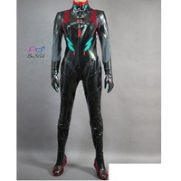Latex tights bodysuit catsuit zentai customization cosplay eva Asuka Langley Soryu VER. COS character Rei Ayanami Neon Genesis