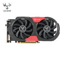 Красочные iGame GeForce GTX 1050Ti GPU 4 ГБ 128bit Игровой 4096 М GDDR5 PCI-E X16 3.0 Видео Видеокарта Порт с Двумя Вентилятор Охлаждения