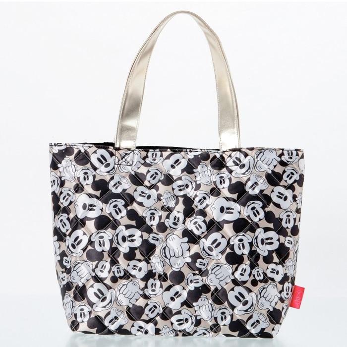 2019 New Mickey Handbag Polyester Female Bag Cartoon Women Shoulder Bag Ladies Shopping Bag Tote Female Handbag Bolsa Feminina