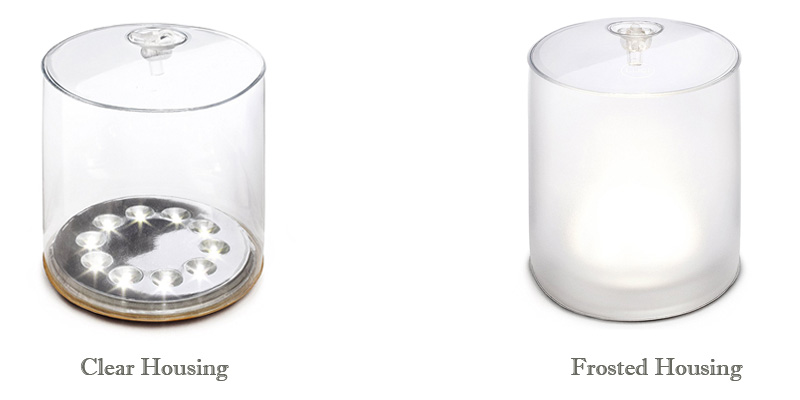 Gonflable Solaire alimenté lampe extérieure imperméable à l\'eau pour ...