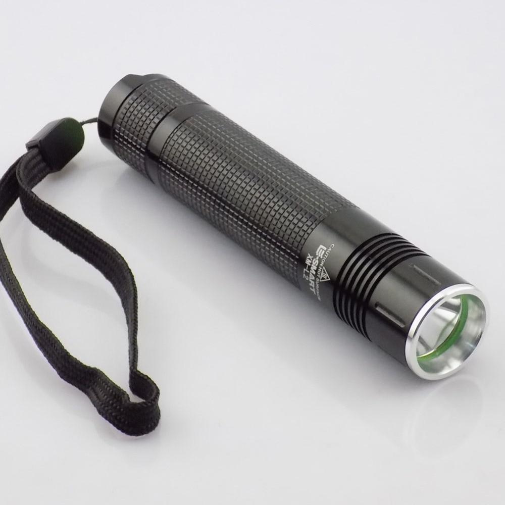 Lumină bliț de înaltă putere XML L2 2000 lumen mini led lanterna Lanterna lanternă Protable Pocket Linternas Lampe Torche Camping