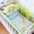 Cómodo Juego de Cama de Bebé, Animal Del Bebé ropa de Cama de Rayas, Transpirables Recién Nacidos Conjuntos de ropa de Cama, Niño Cuna del Lecho para el Cuna Parachoques
