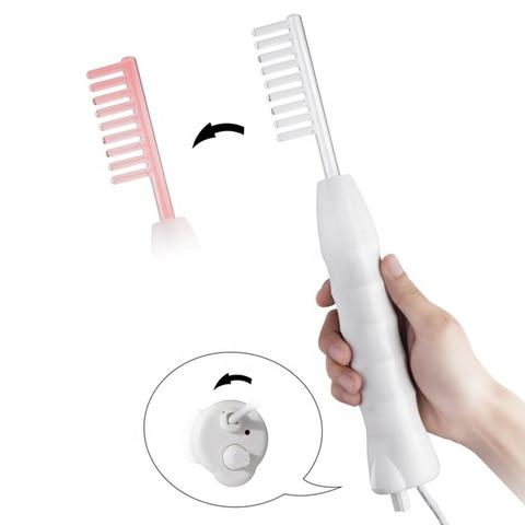 portatil handheld massageador de cabelo tubo