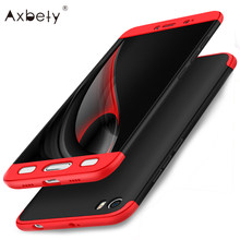 "AXBETY For Xiaomi Mi Max 2 Case 360 Full Protect Cover Ultra Thin Hard Hybrid Plastic Phone Case Coque sFor Xiao mi Max 2 6.44""(China)"