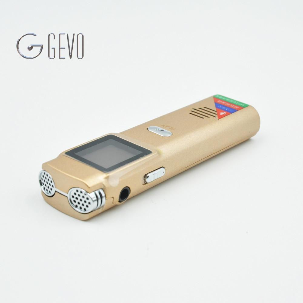 Новинка 2017 года мини Цифровой диктофон USB 8 ГБ Портативный Бизнес аудио Поддержка телефон Запись диктофон Mp3 плеер