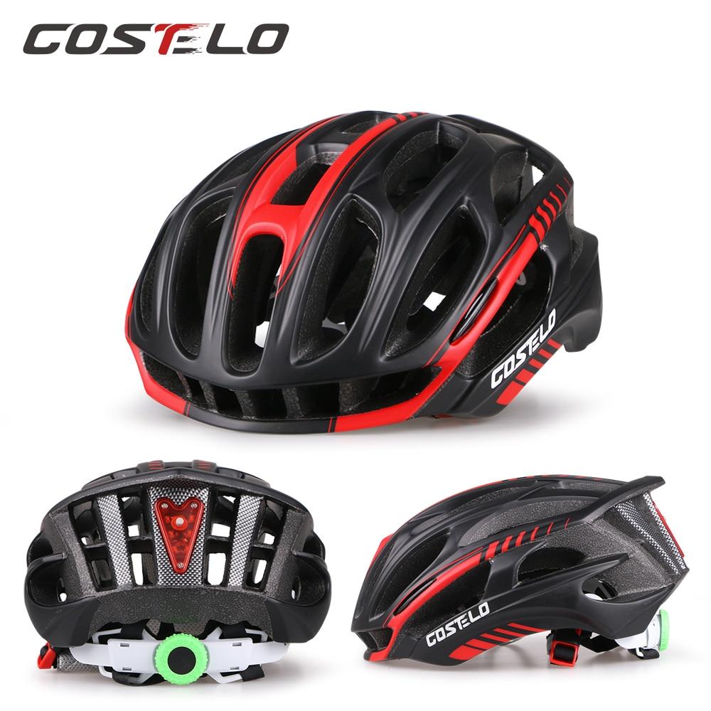 Costelo Light font b Cycling b font font b Helmet b font Bike Ultralight font b