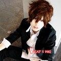 Beelzebub Oga Tatsumi cosplay brown wig